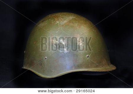 Soviet battle helmet. (M40)(1940)