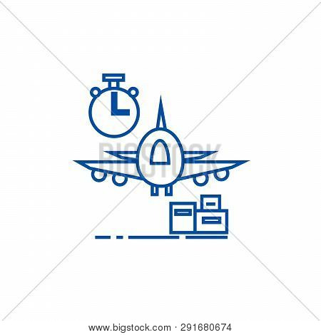 Air Logistics, Fast Vector & Photo (Free Trial) | Bigstock