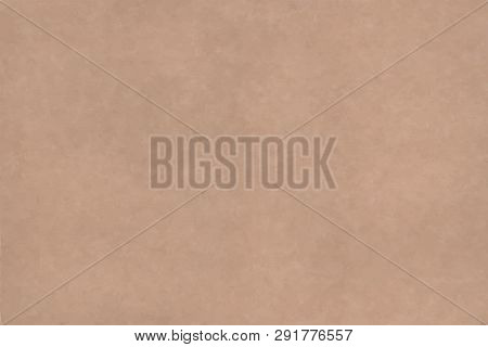 Kraft Brown Paper Texture Background For Food Container, Coffee Drink Cup, Flower Wrapping Design, ,