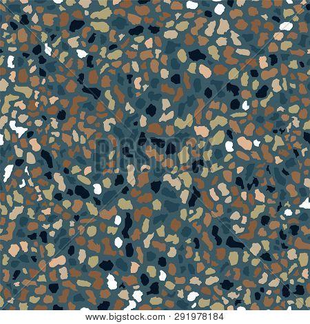 Terrazzo Flooring Vector Photo Free Trial Bigstock