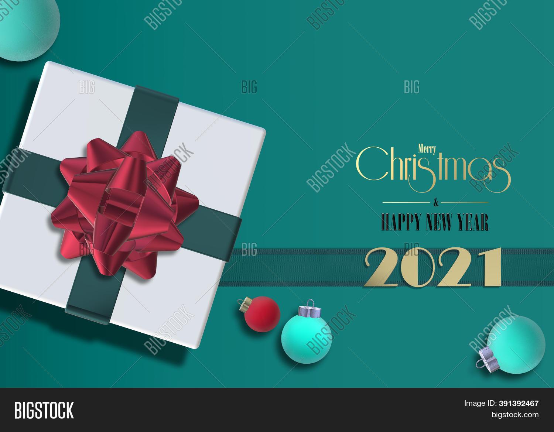 Christmas Ribbon 2021 Christmas Holiday 2021 Image Photo Free Trial Bigstock