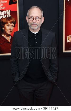 NEW YORK-NOV 18: Actor Bob Balaban attends the premiere of