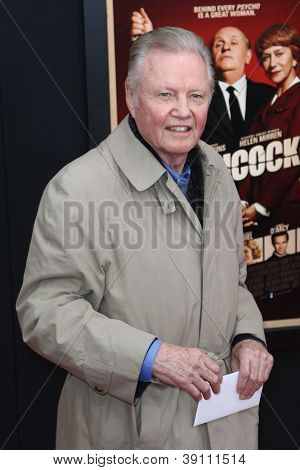 NEW YORK-NOV 18: Actor Jon Voight attends the premiere of