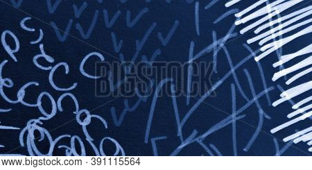Geometric Abstract. Seaside Scribble Pencil. Marine Random Doodles. Scratch Sketch. Marble Scribble