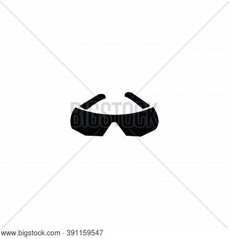 Spectacles Icon Isolated On White Background From School Collection. Spectacles Icon Trendy And Mode