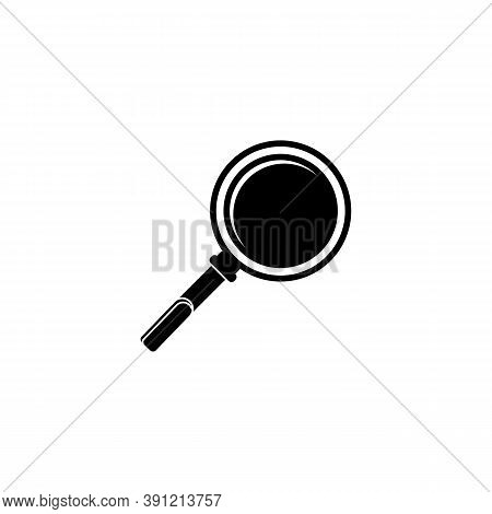 Find Icon Simple Isolated On White Background. Find Icon Trendy And Modern Find Symbol. Find Icon Si
