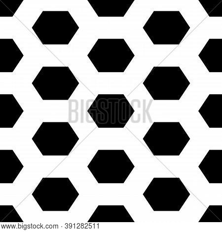 Hexagons. Honeycomb. Grid Background. Ancient Ethnic Mosaic. Geometric Grate Wallpaper. Geometrical