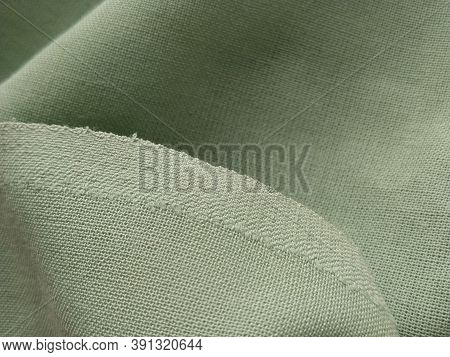 A Narrow Strip Along The Fractional Edge Of The Fabric Along The Warp Threads, Characterized By Work