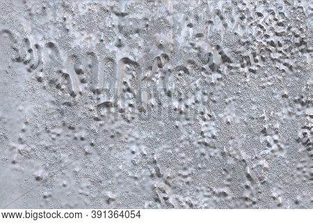Silver Plate- Engraving On Metal. Embossment- Relief Image