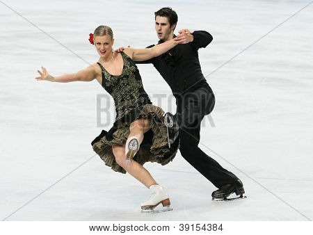 Madison Hubbell / Zachary Donohue (usa)