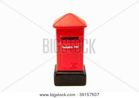 Model Thailand Post Box