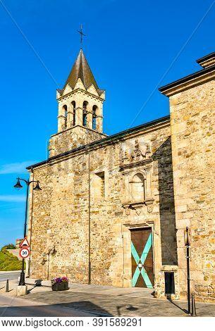 Church Of San Andres In Ponferrada - Castile And Leon, Spain