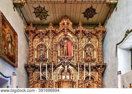 Mission San Juan Capistrano