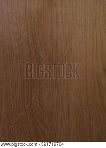 Dark Brown Color Wood Wall Material Burr Surface Texture Background Pattern Abstract Wooden, Top Vie