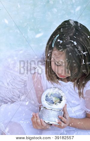 Sneeuw Angel