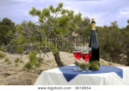 Desert Wine Tree