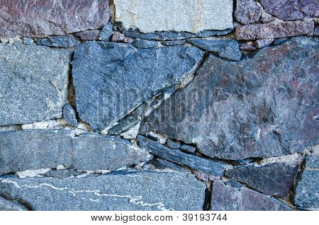 Texture The Stone Walls.