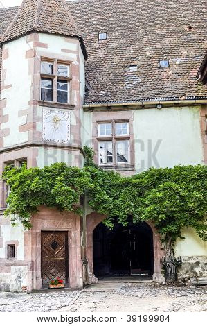 Riquewihr (alsace) - Old House