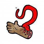biting snake cartoon poster