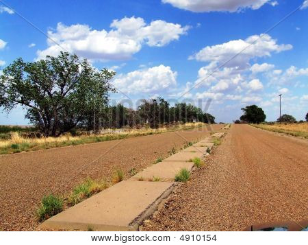 Route 66, Deserted Highway