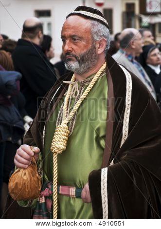 Judas The Traitor