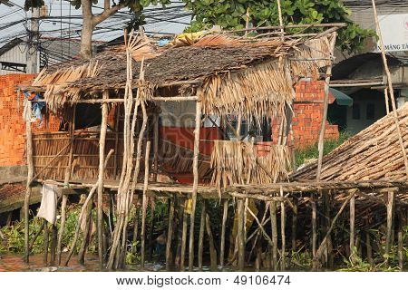 River Housing in Vietnam