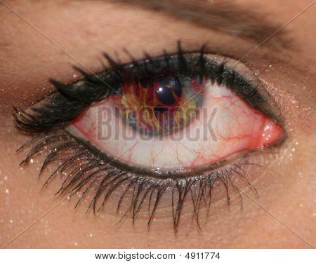 Anger Eye