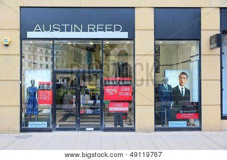 Austin Reed Upmarket Fashion