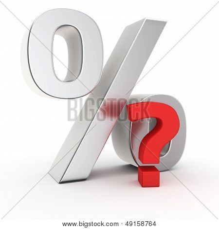 Percent In Question