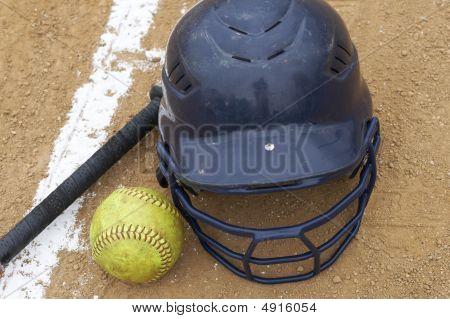 Softball Scene
