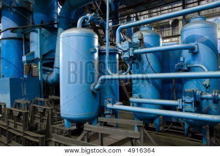 Tanks For Hydraulic Press