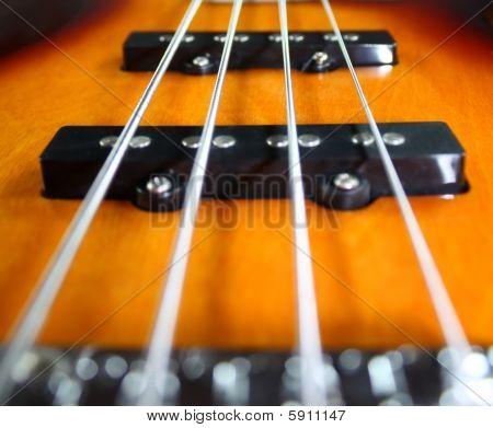 Sunburst Jazzbass