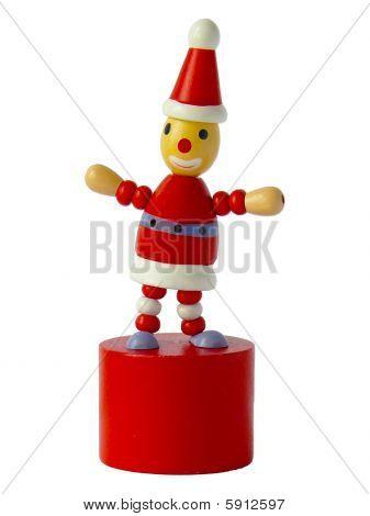 Toy Santa