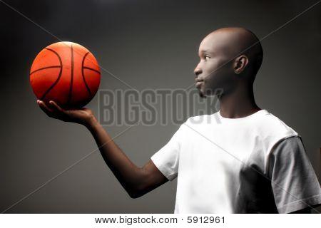 Black player