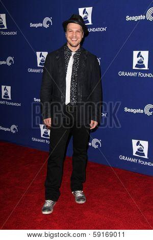 LOS ANGELES - JAN 23:  Gavin DeGraw at the