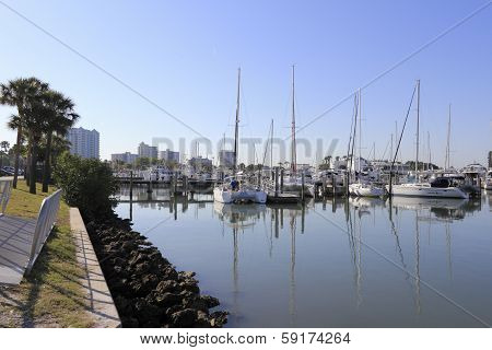 Boat Cove Downtown Sarasota
