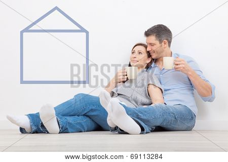 dreeaming of new home at home lovers
