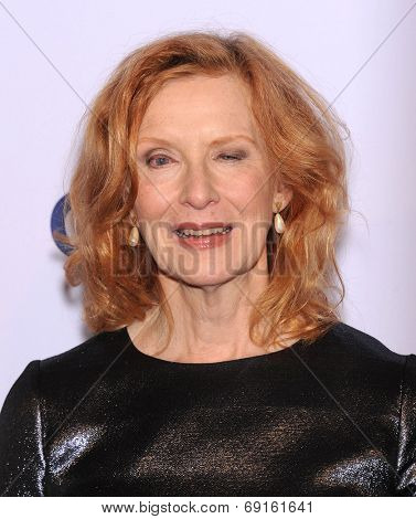 LOS ANGELES - MAR 28:  Frances Conroy arrives to the Paleyfest 2014: American Horror Story COVEN  on March 28, 2014 in Hollywood, CA