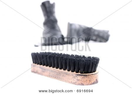Boots And Brush
