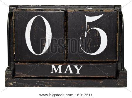 May 5 - Cinco De Mayo