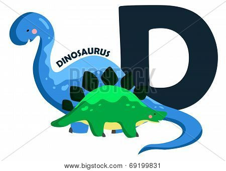 D for Dinosaurs
