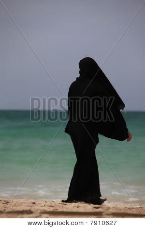 Arabian Frau