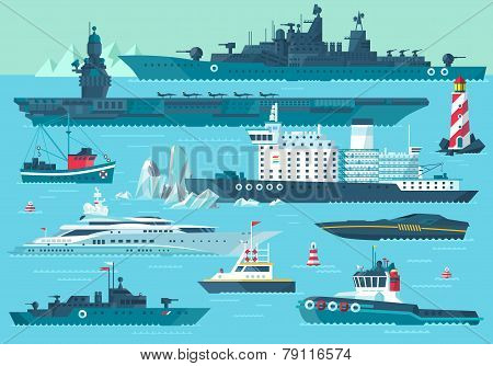 Water Carriage And Maritime Transport