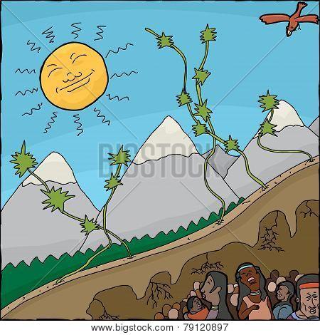 Mandan Creation Myth