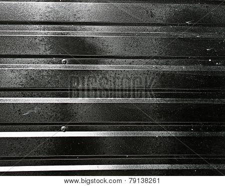 Iron Textured Background