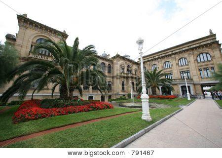 Ayuntamiento de San Sebastián(town hall)