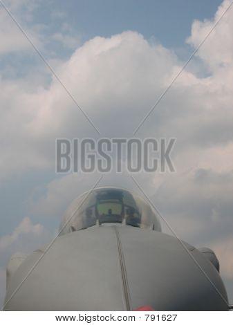 Aircraft - Front cockpit