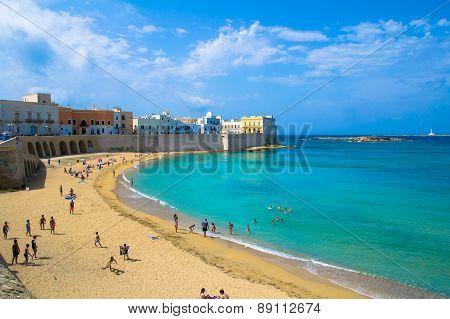 Gallipoli Beach