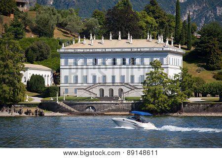 Villa Melzi, Bellagio, Lake Como