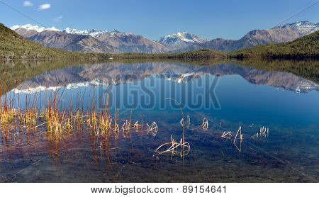 View Of Rara Daha Or Mahendra Tal Lake